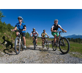 Mountainbike Halbtages Tour