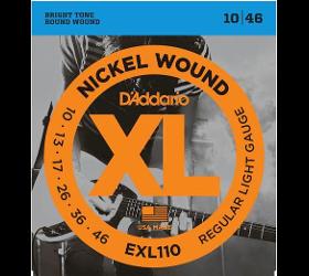 d`Addario EXL110 10-46 Set