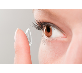 Ein-Tages-Kontaktlinse
