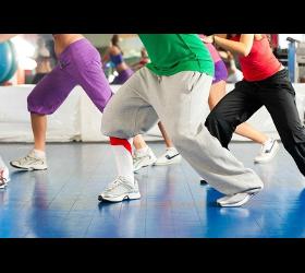 Zumba Fitnesscenter California Linz
