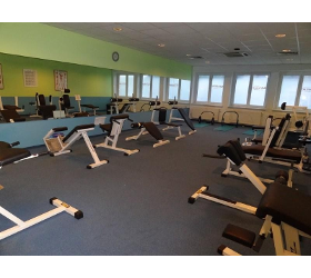 Rückenfitness Fitnesscenter California Linz