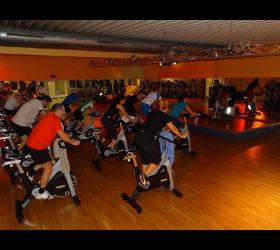Spinning/Indoor Cycling Fitnesscenter California Linz