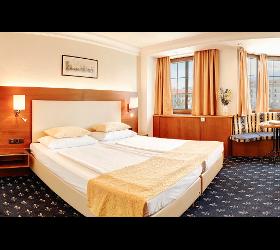Doppelzimmer Stadtblick