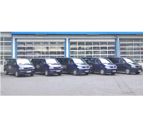 Taxi Haueis Bludenz Tel. 05552 / 63333