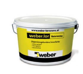 Weber.lor Naturweiss Innenfarbe