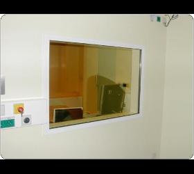 Strahlenschutzglas