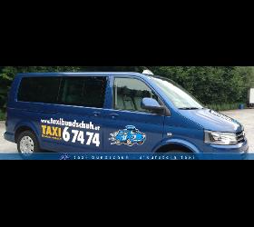 Taxi Krankenhaustransporte