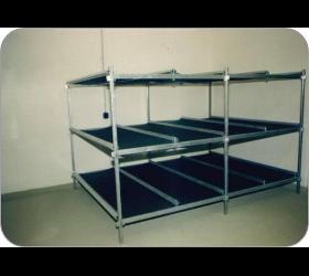 Sitze und Betten