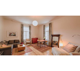 Deluxe Apartment mit Bergblick