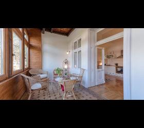 Deluxe Apartment mit Wintergarten