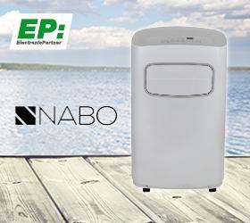 Nabo mobiles Klimagerät KA 9005