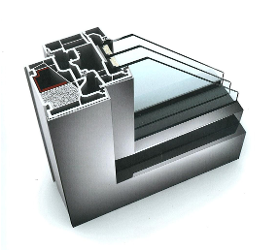Kunststoff od. Kunststoff/Alu Fenster