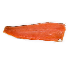 Kaltgeräucherte Lachsforellen - Räucherfisch