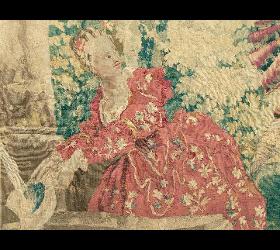 Restaurierung von Textilien