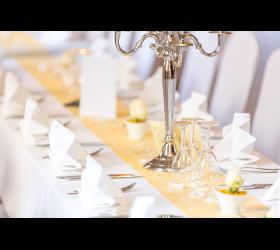 Tischtücher und Tischläufer