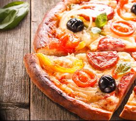 Pizza & Kebab