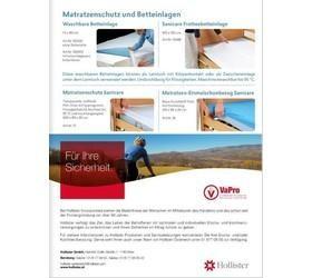 Matratzenschutz und Betteinlagen Anbieter Bständig