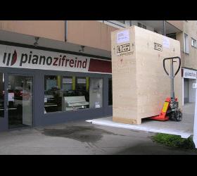 Klaviertransporte Weltweit!