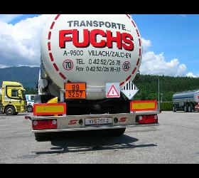 Mineralöl Transporte