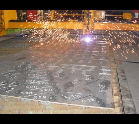 Cernenschek Walter Metallbau Brennzuschnitte