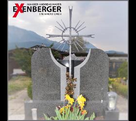 Grabkreuz - Schmiedekreuz