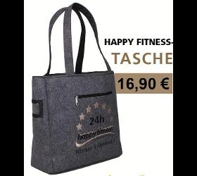 Happy Fitness Tasche