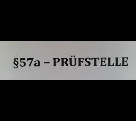 § 57a Prüfstelle