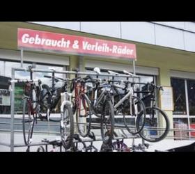 Hardtail- und Rennradverleih