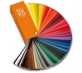 Kabe Farben RAL Colours