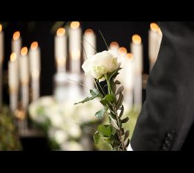 Begräbnisfeierlichkeit