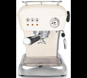 Ascaso Dream Sweet Cream matt Espressomaschine Mov-Arm