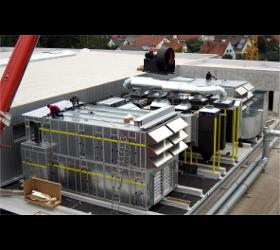 Anlagenbau im Bereich Lufttechnik