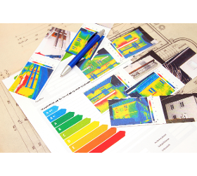 Thermographiemessung