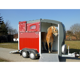 Anhänger für Pferdetransport - Pferdeanhänger - Pferdetransporter