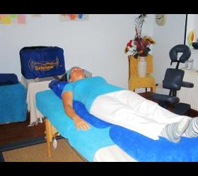 Rückentherapie mit Detensor
