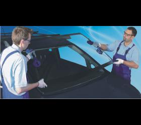 Autoglasmontage Windschutzscheiben, Heck- u. Seitenscheiben