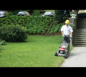 Grünflächenbetreuung