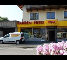 Unser Verkaufsgeschäft - Farben Fred Robert Steger