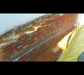 Altbausanierung- Kellersanierung