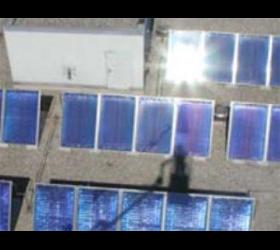 Solarinstallationen