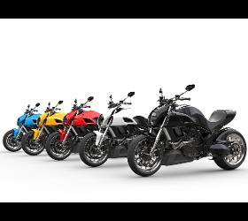 Belehnung von Motorrädern