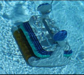 Saugroboter Dolphin