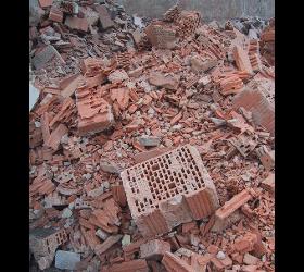 Bauschuttentsorgung