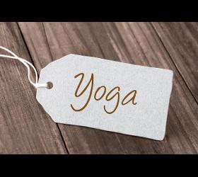 Yoga Bio Kissen