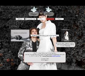 Hochzeit-Webseite