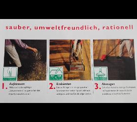 Teppich-Trockenreinigung