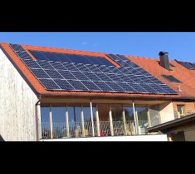 Elektrotechnik Elektriker Fink Photovoltaik