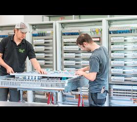 Elektrotechnik Elektriker Fink Verteilerbau