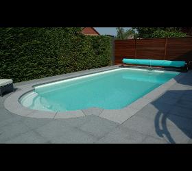 Polyester Pool Elegant