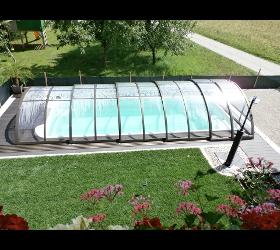 Pool Überdachung Classic
